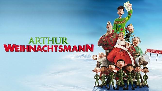 Arthur Weihnachtsmann [dt./OV]