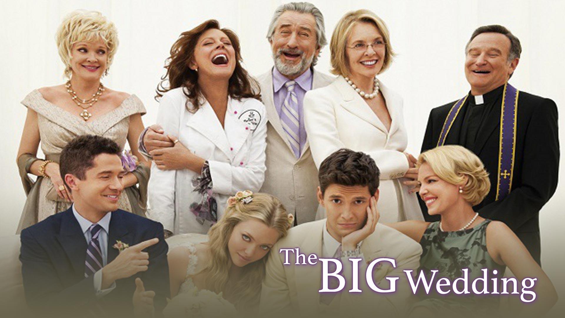 The Big Wedding [dt./OV]