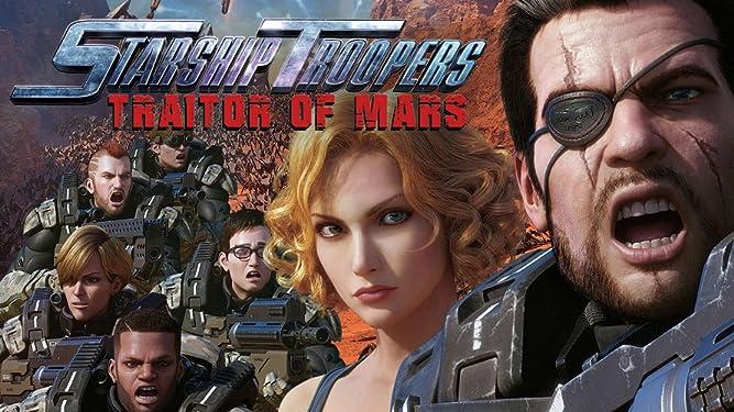 Starship Troopers: Traitor of Mars [dt./OV]