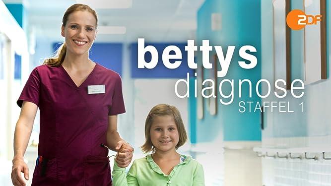 Bettys Diagnose - Staffel 1