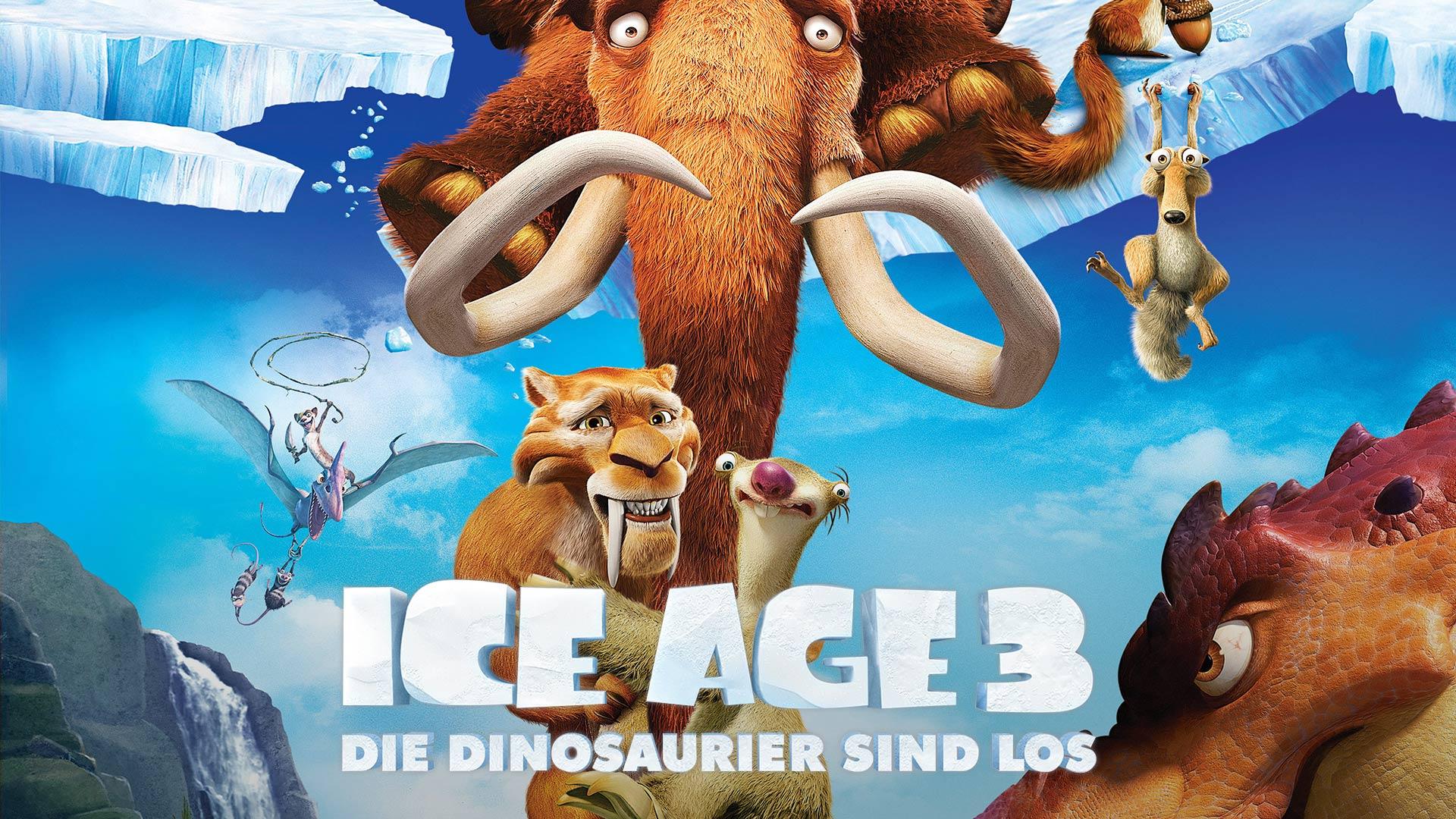 Ice Age 3 - Die Dinosaurier sind los [dt./OV]