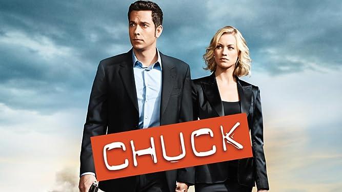 Chuck - Staffel 5 [OV]