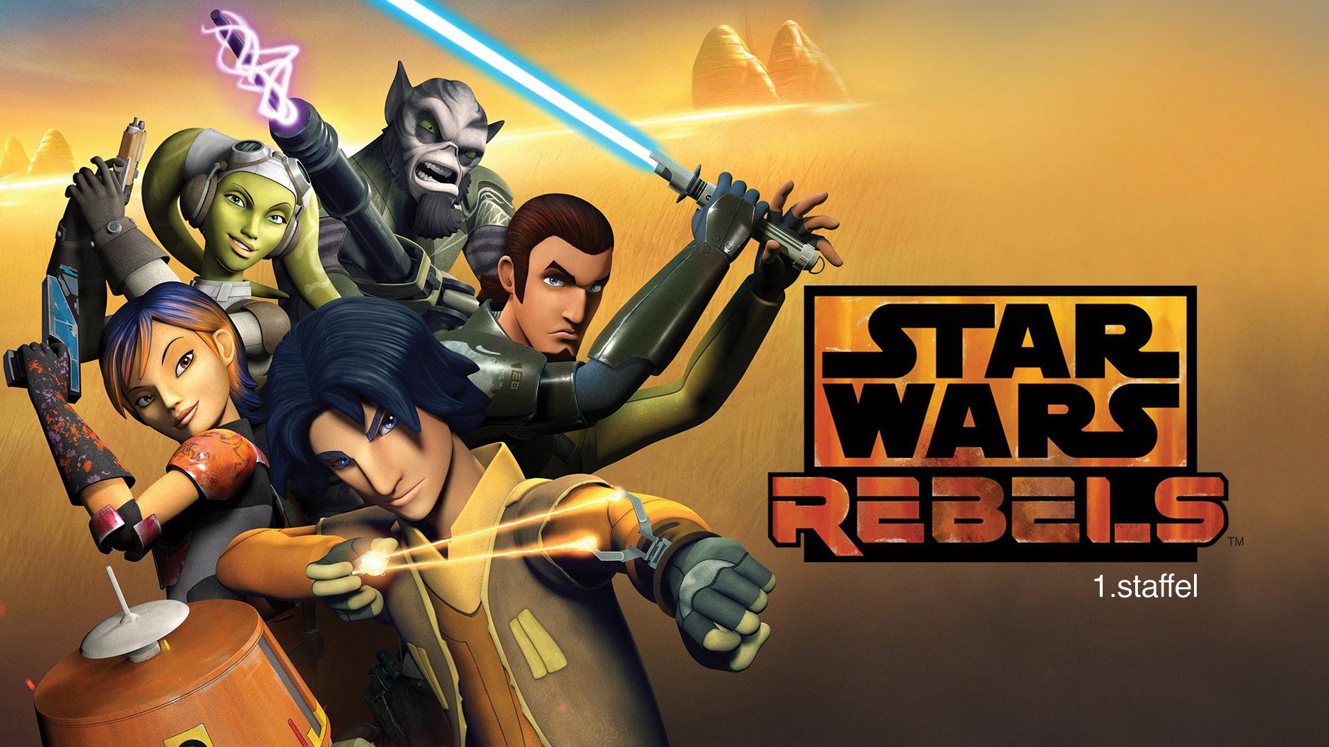 Star Wars Rebels - Staffel 1