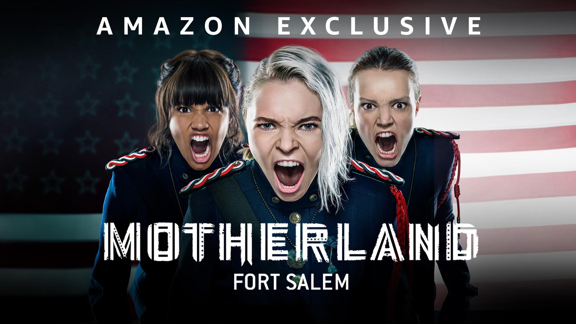 Motherland: Fort Salem - Staffel 1 [dt./OV]
