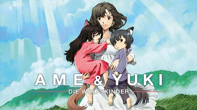 Ame & Yuki - Die Wolfskinder
