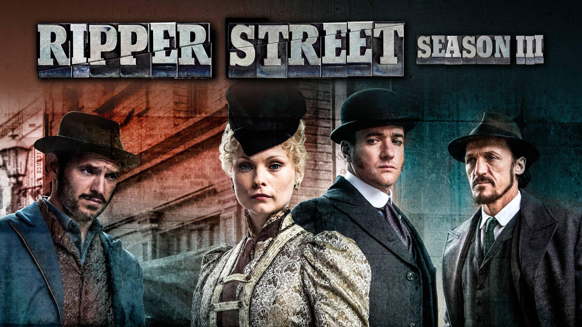 Ripper Street - Staffel 3 [OV]