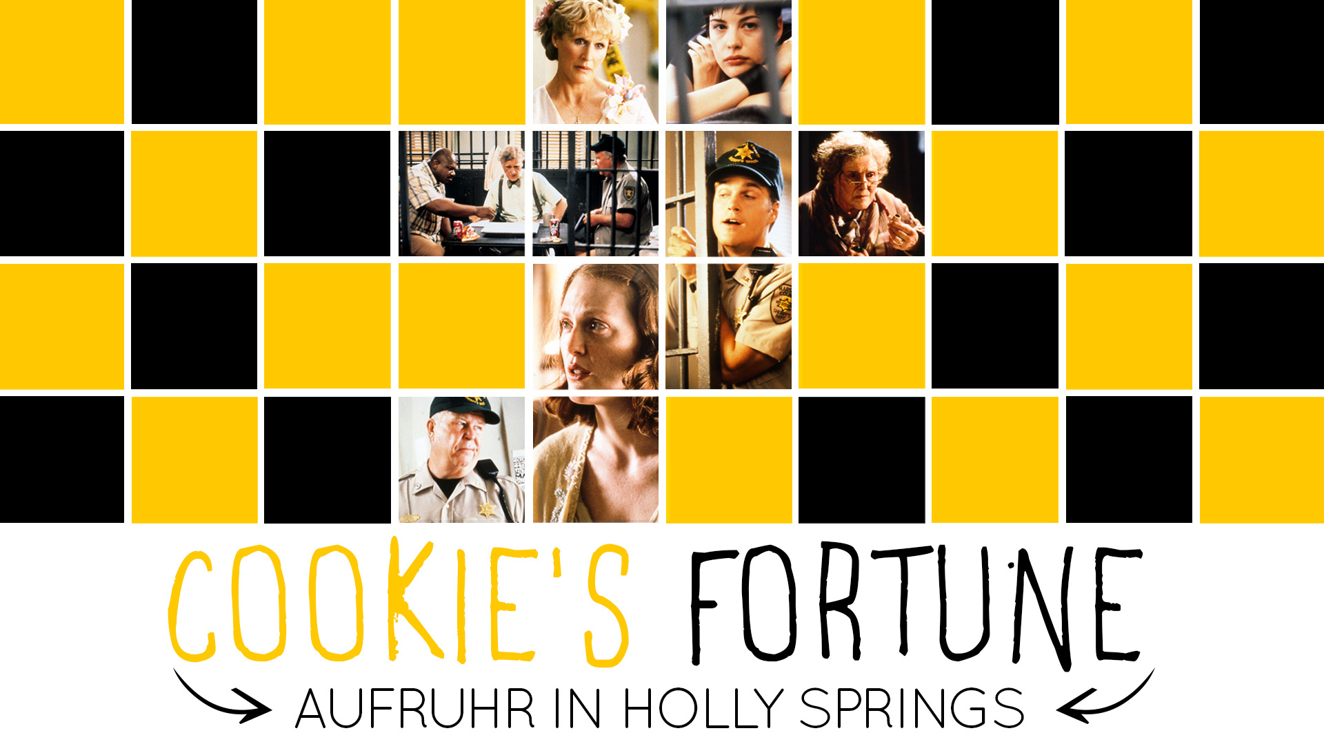 Cookie´S Fortune - Aufruhr In Holly Springs [dt./OV]