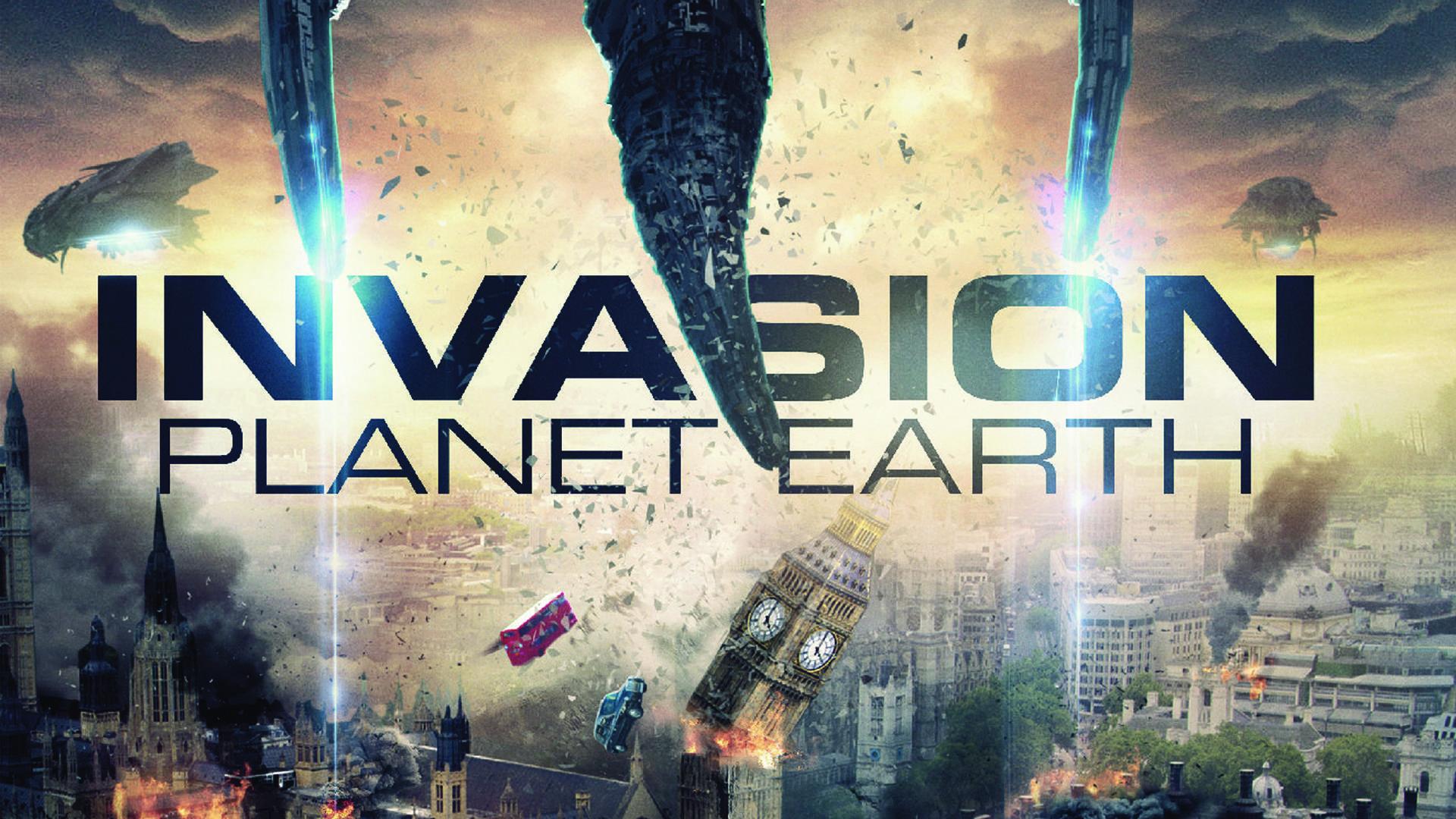 Invasion Planet Earth - Sie kommen! [dt./OV]