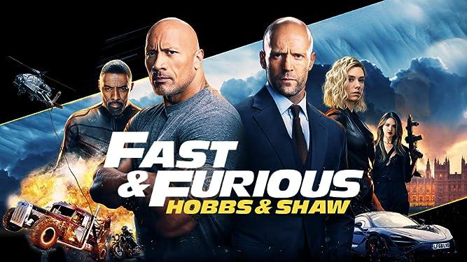Fast & Furious: Hobbs & Shaw [dt./OV]