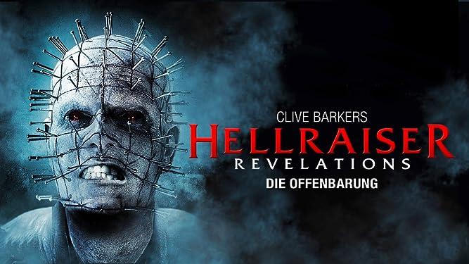 Hellraiser - Die Offenbarung [dt./OV]