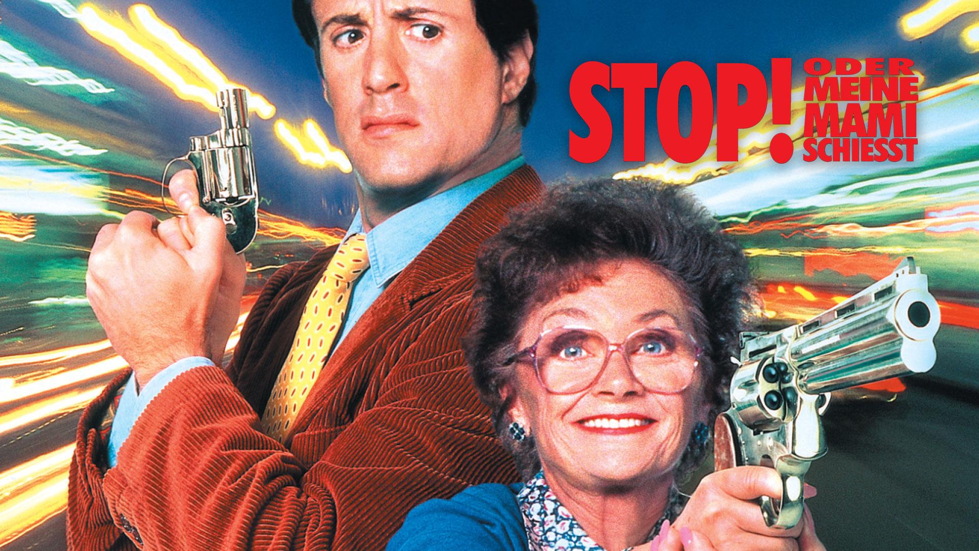 Stop! Oder meine Mami schiesst! [dt./OV]