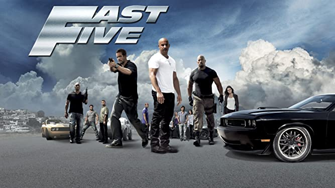 Fast Five [dt./OV]
