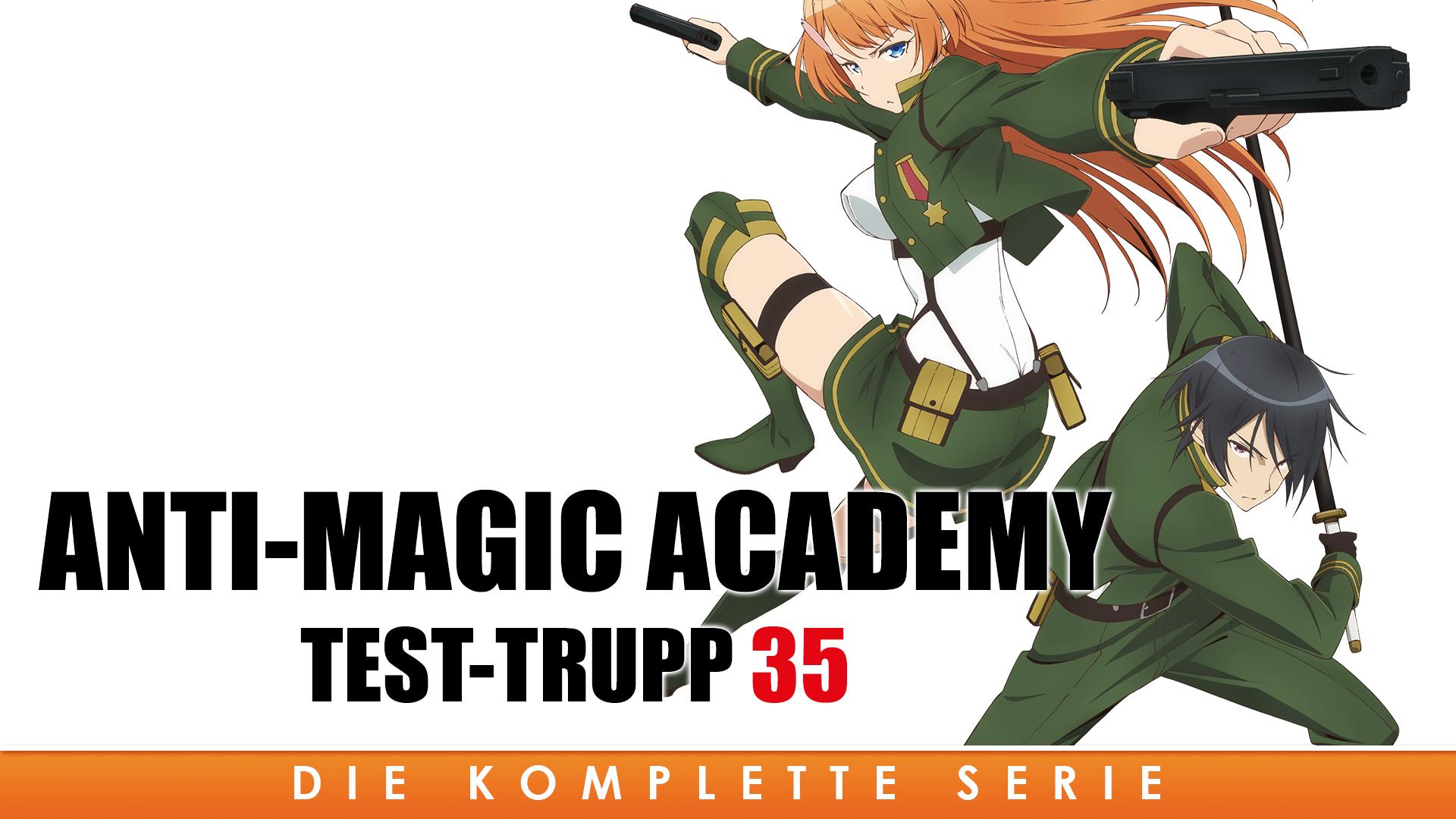 Anti-Magic Academy: Test-Trupp 35