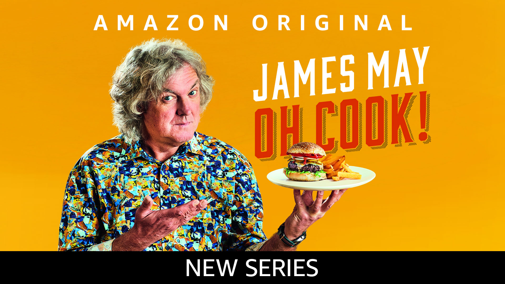 James May: Oh Cook! - Staffel 1