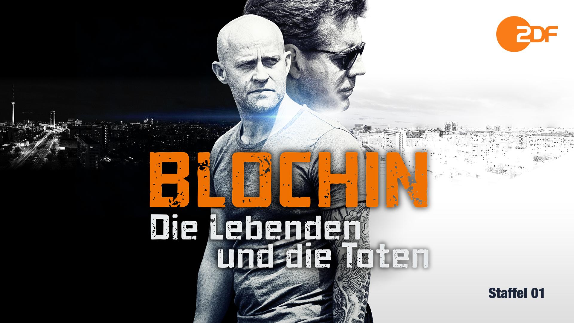 Blochin - Die Lebenden und die Toten - Staffel 1