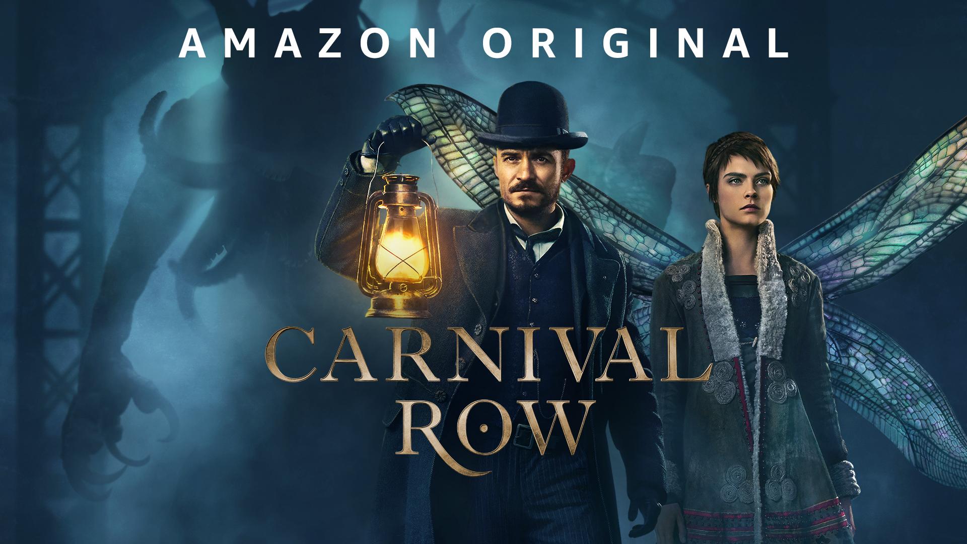 Carnival Row – Staffel 1