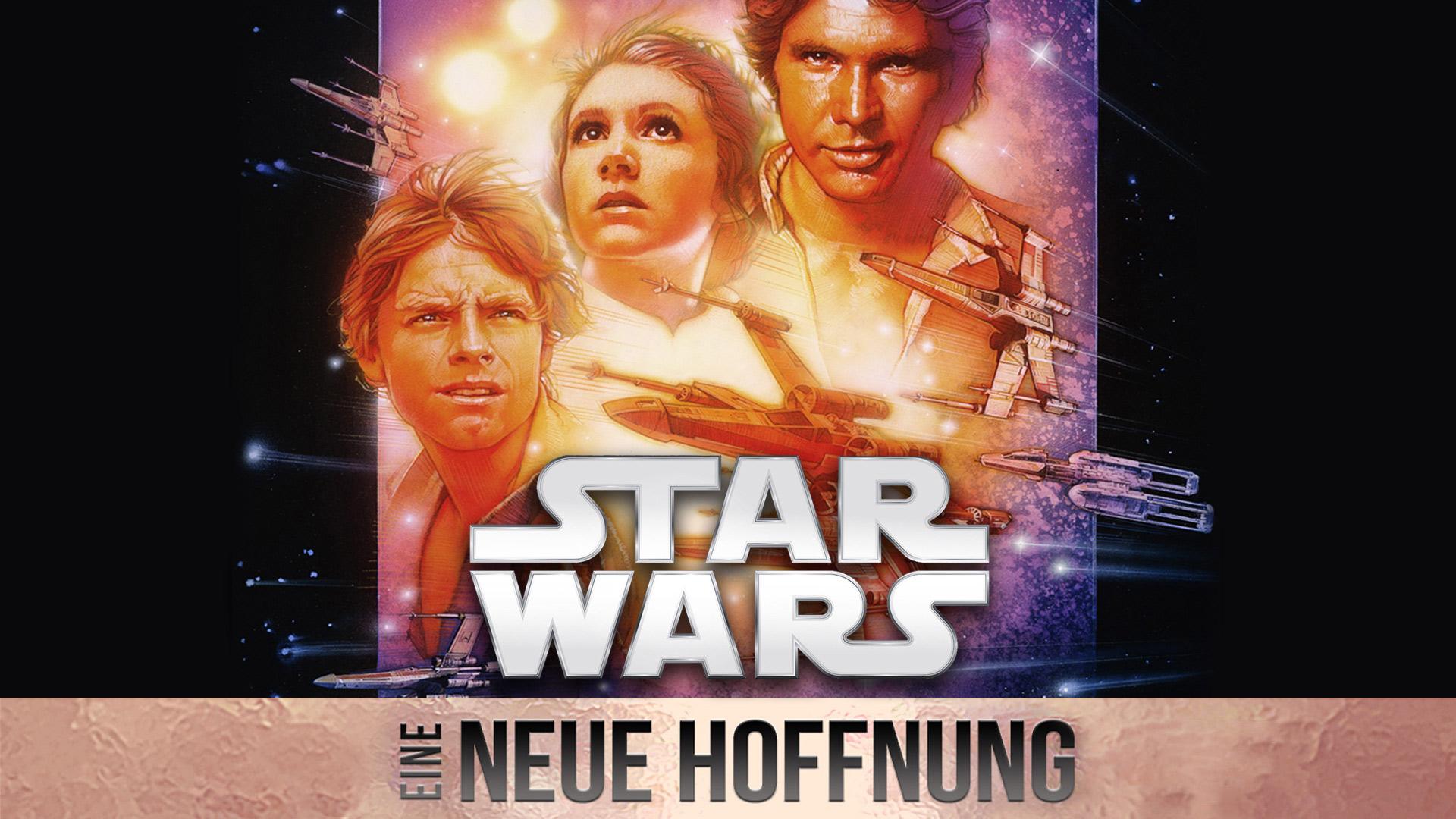 Star Wars: Eine Neue Hoffnung [dt./OV]