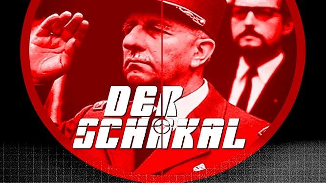 Der Schakal - The Day of the Jackal