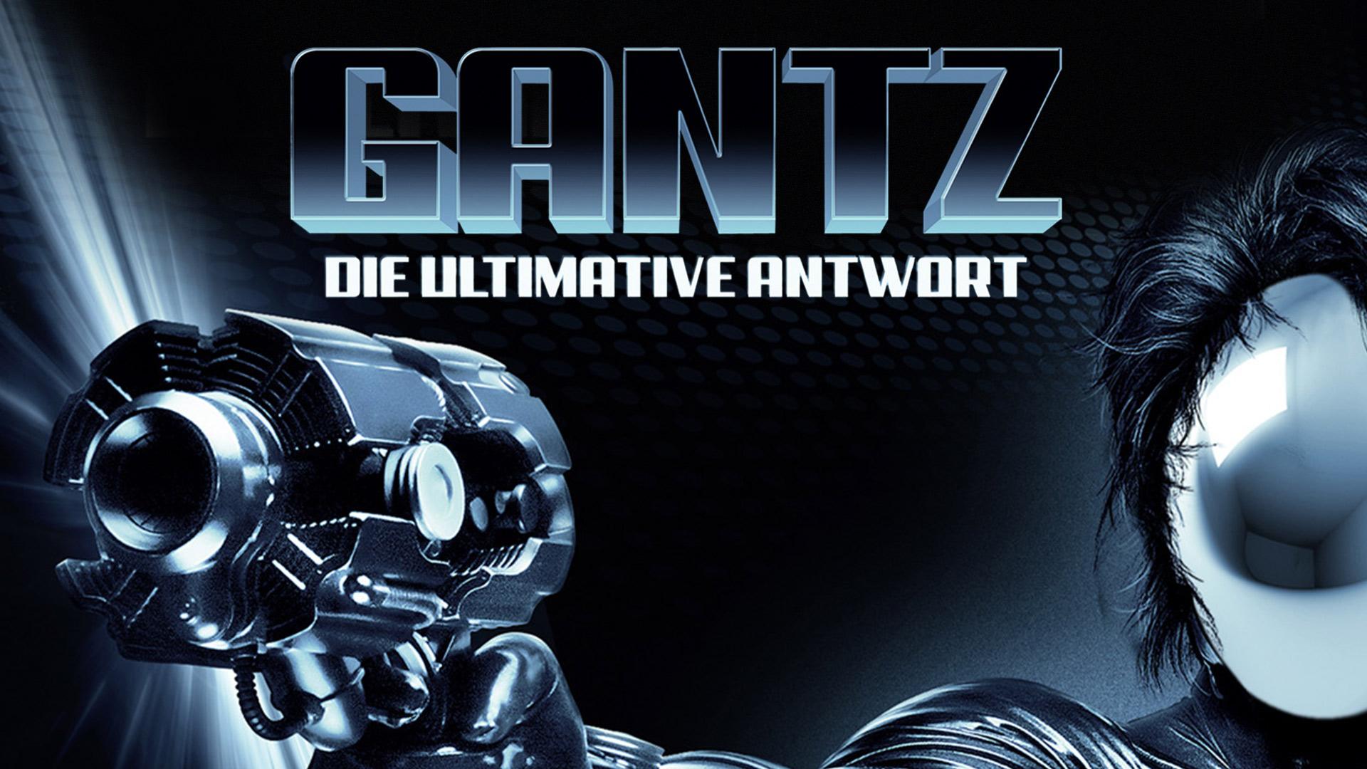 Gantz - Die Ultimative Antwort [dt./OV]