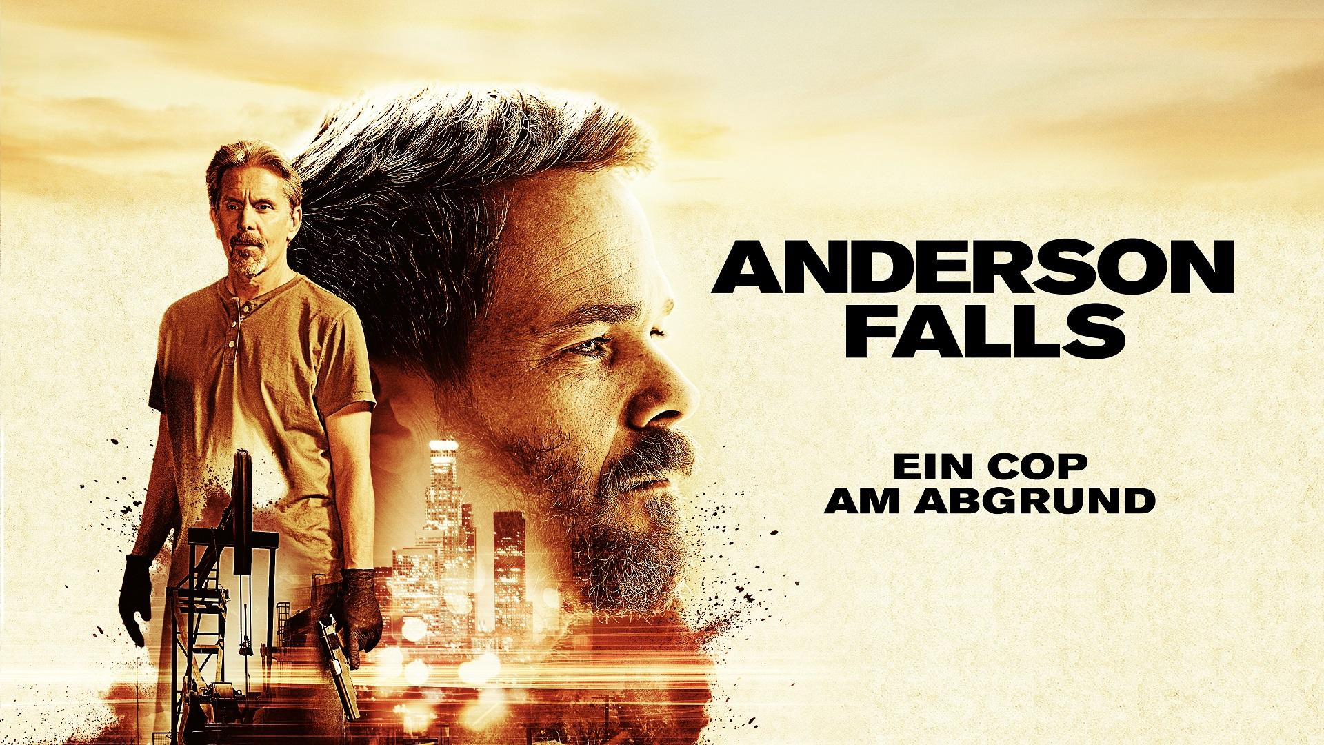 Anderson Falls - Ein Cop am Abgrund