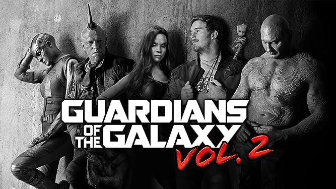 Guardians of the Galaxy Vol. 2 (inkl. Bonusmaterial) [dt./OV]