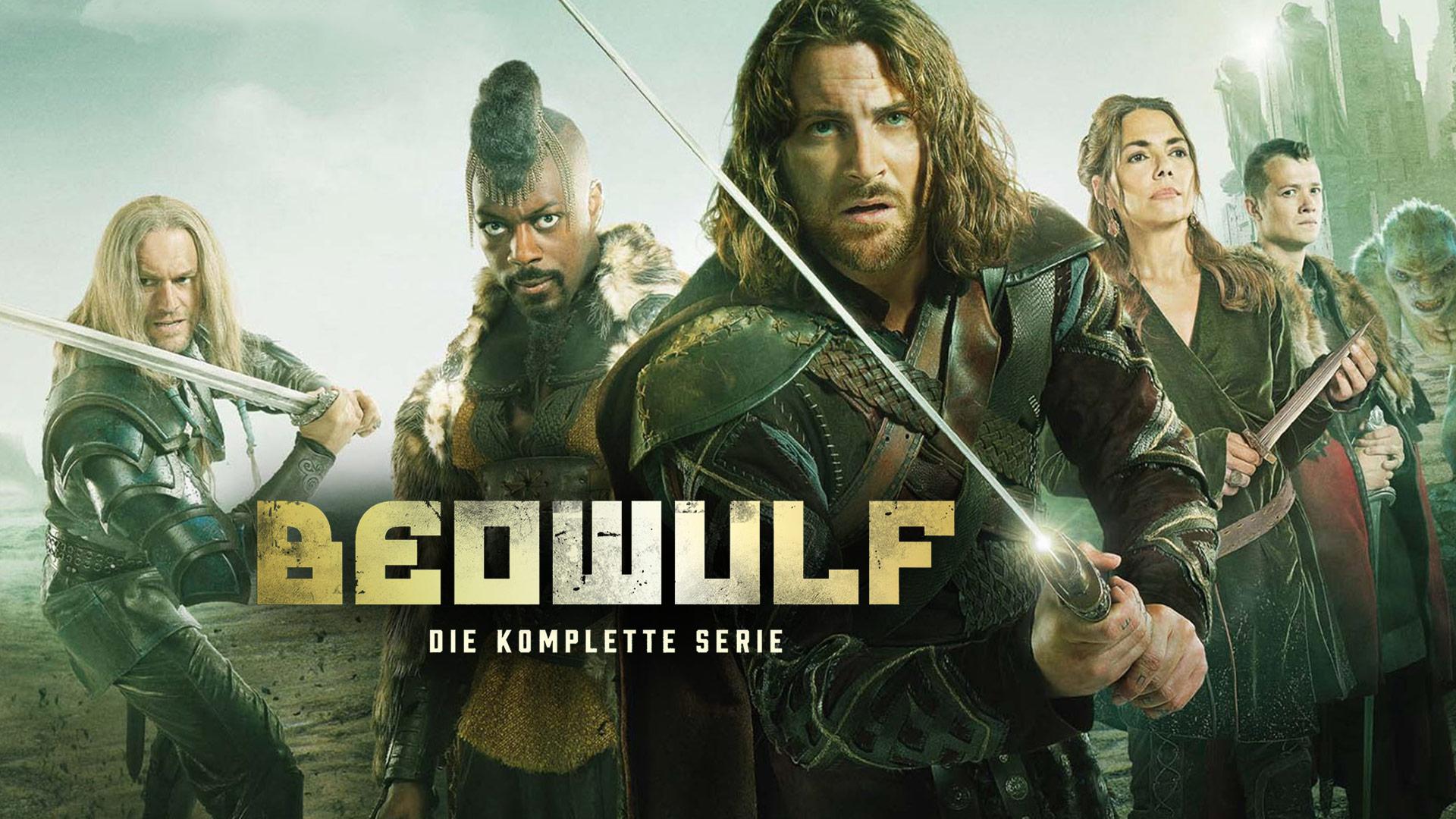 Beowulf - Staffel 1 [dt./OV]