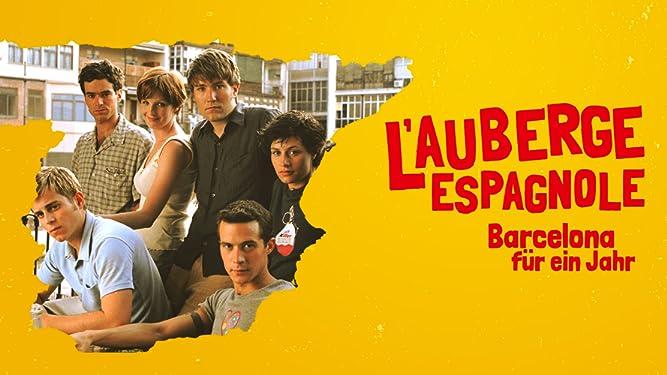 L'auberge espagnole - Barcelona für ein Jahr [dt./OV]