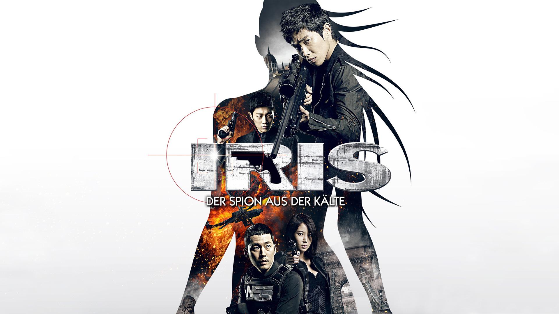 Iris: Der Spion aus der Kälte