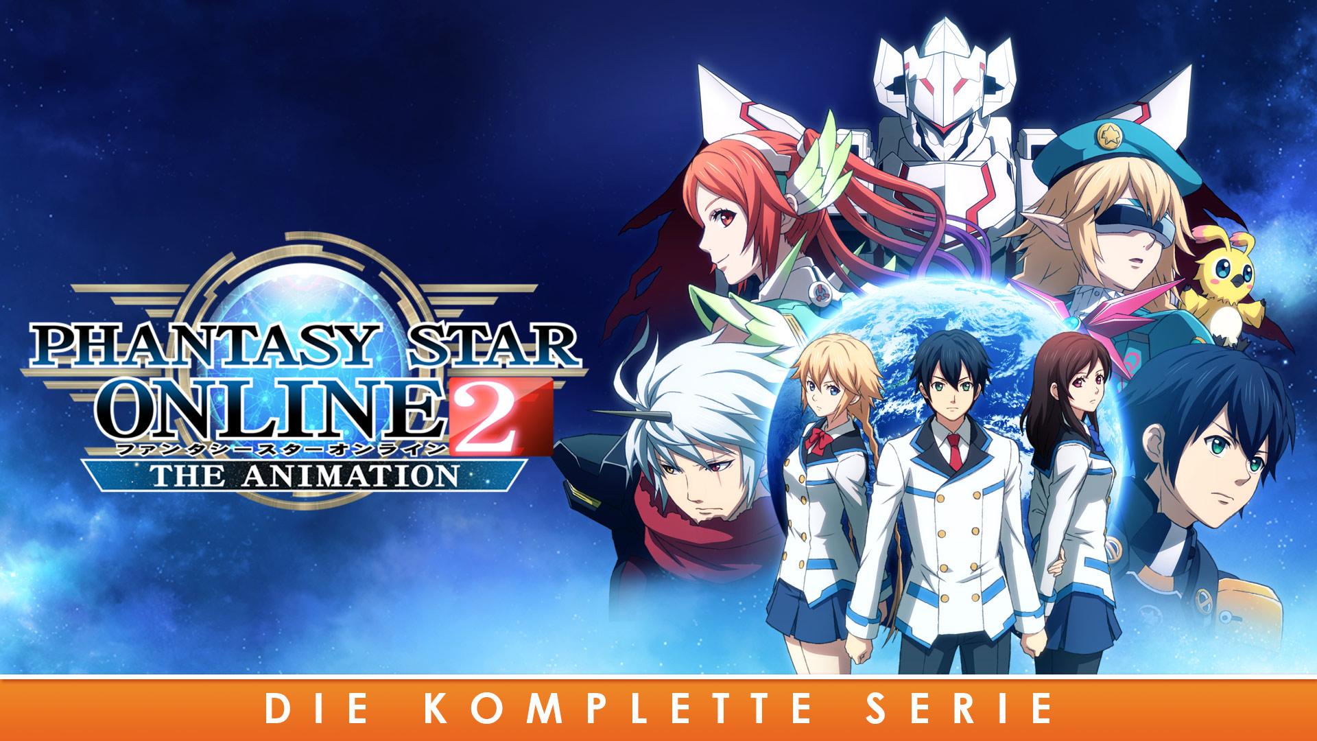 Phantasy Star Online 2 - Die komplette Serie