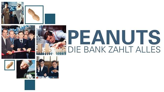 Peanuts – Die Bank zahlt alles