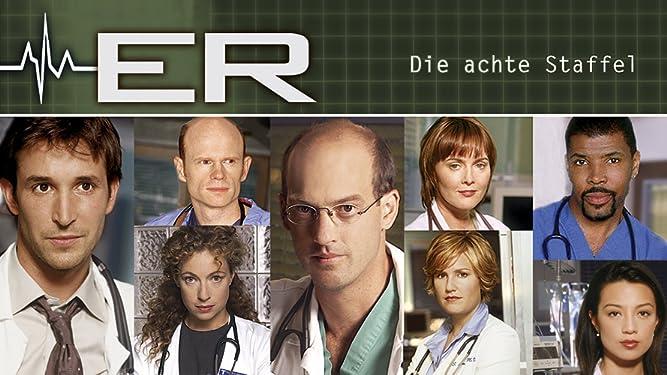 E.R. - Emergency Room - Staffel 8