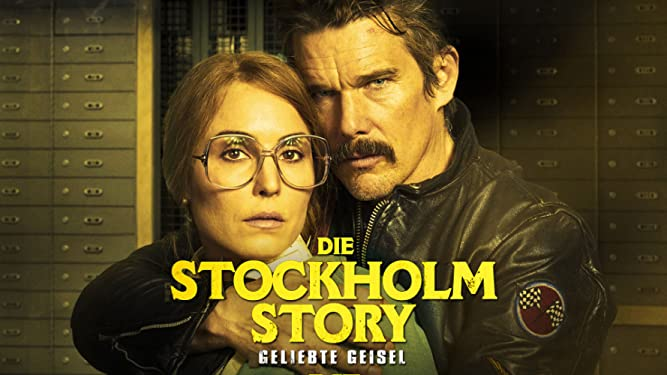 Die Stockholm Story - Geliebte Geisel [dt./OV]