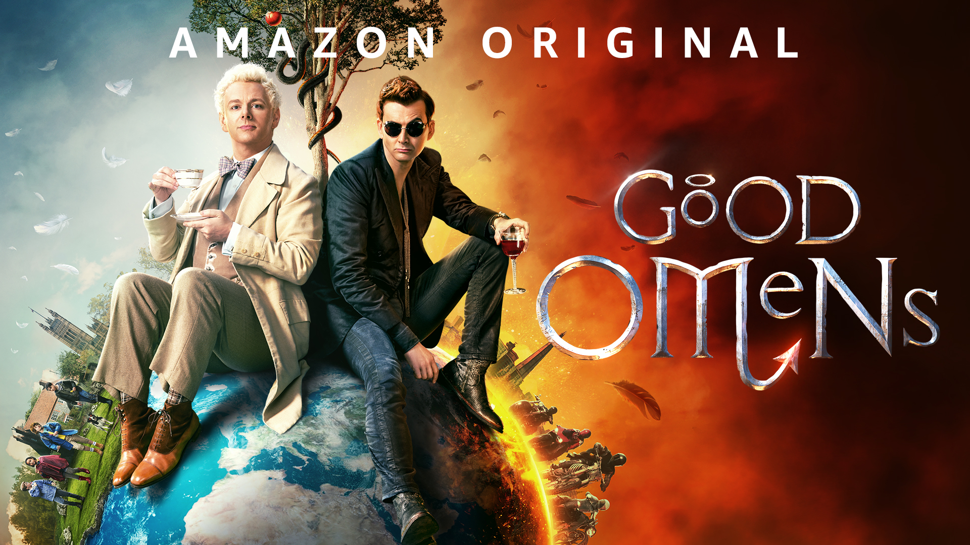 Good Omens - Staffel 1