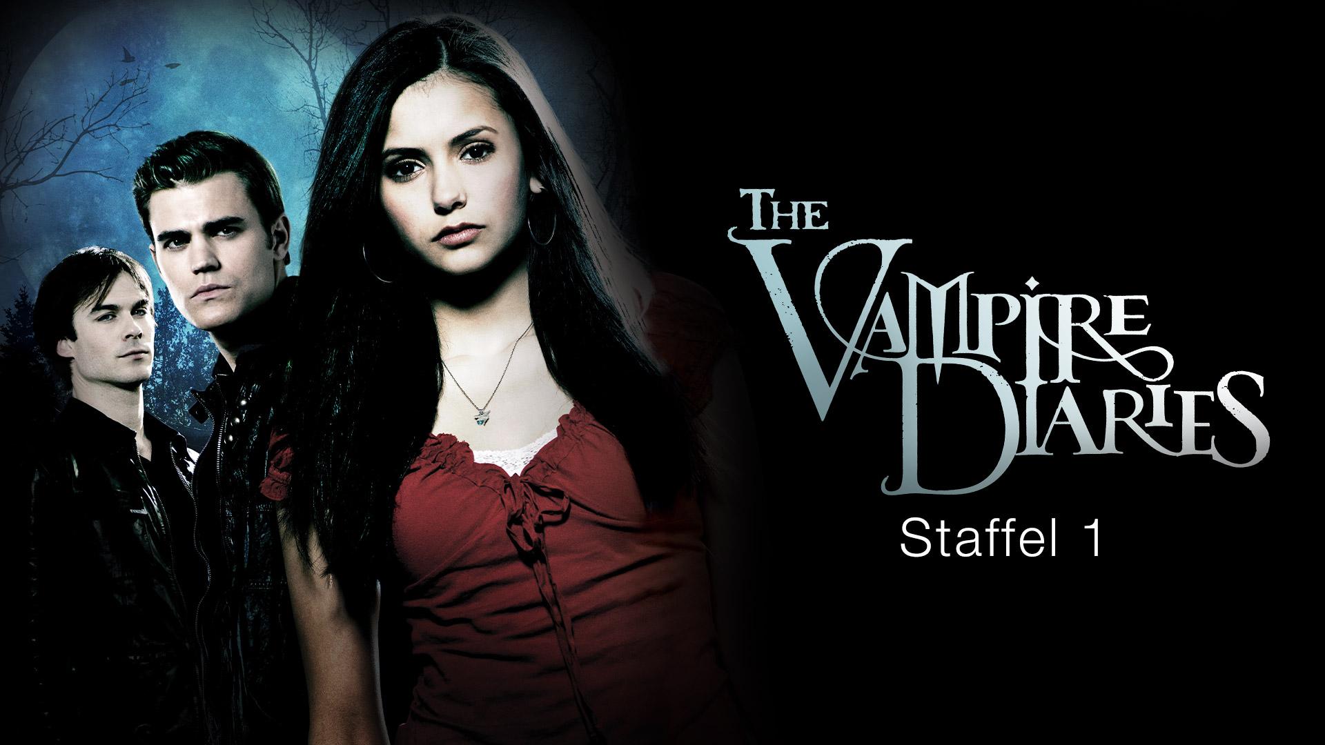 The Vampire Diaries - Staffel 1[dt./OV]