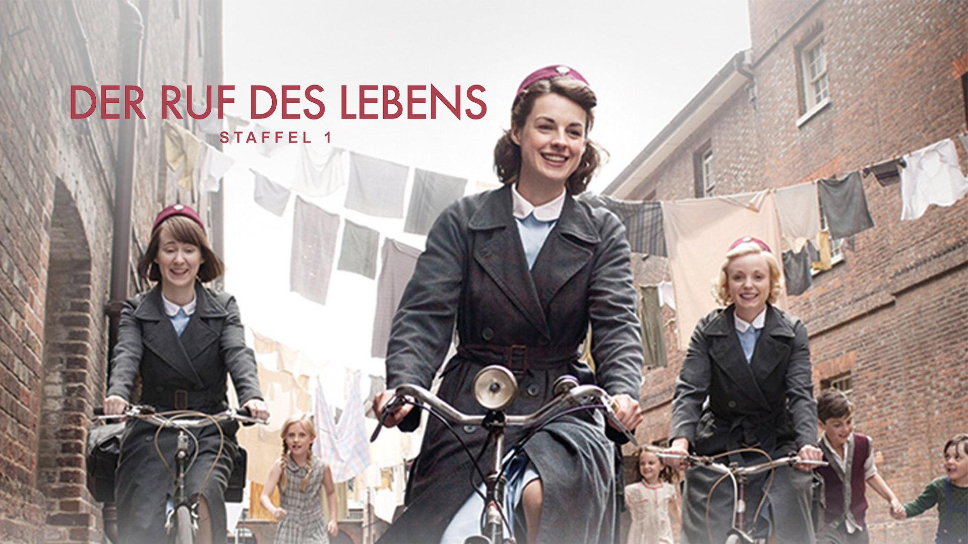 Call the Midwife - Der Ruf des Lebens - Staffel 1 [dt./OV]