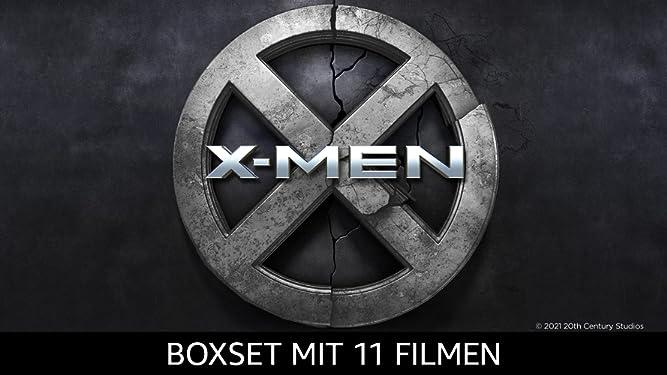 X-MEN COLLECTION 1-11