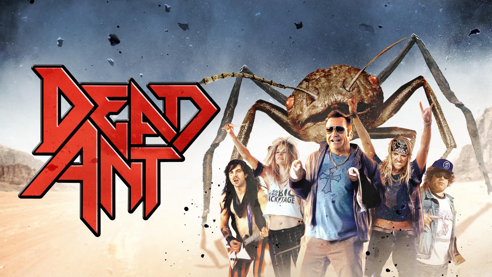 Dead Ant - Monsters vs. Metal