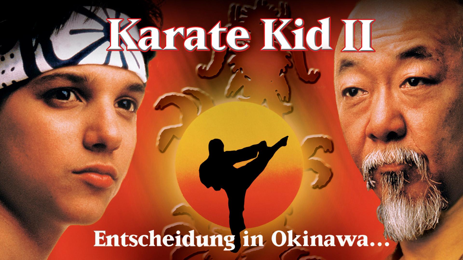 Karate Kid II - Entscheidung in Okinawa...