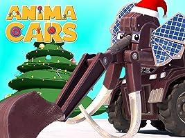 AnimaCars - Tekenfilms met vrachtwagens en dieren