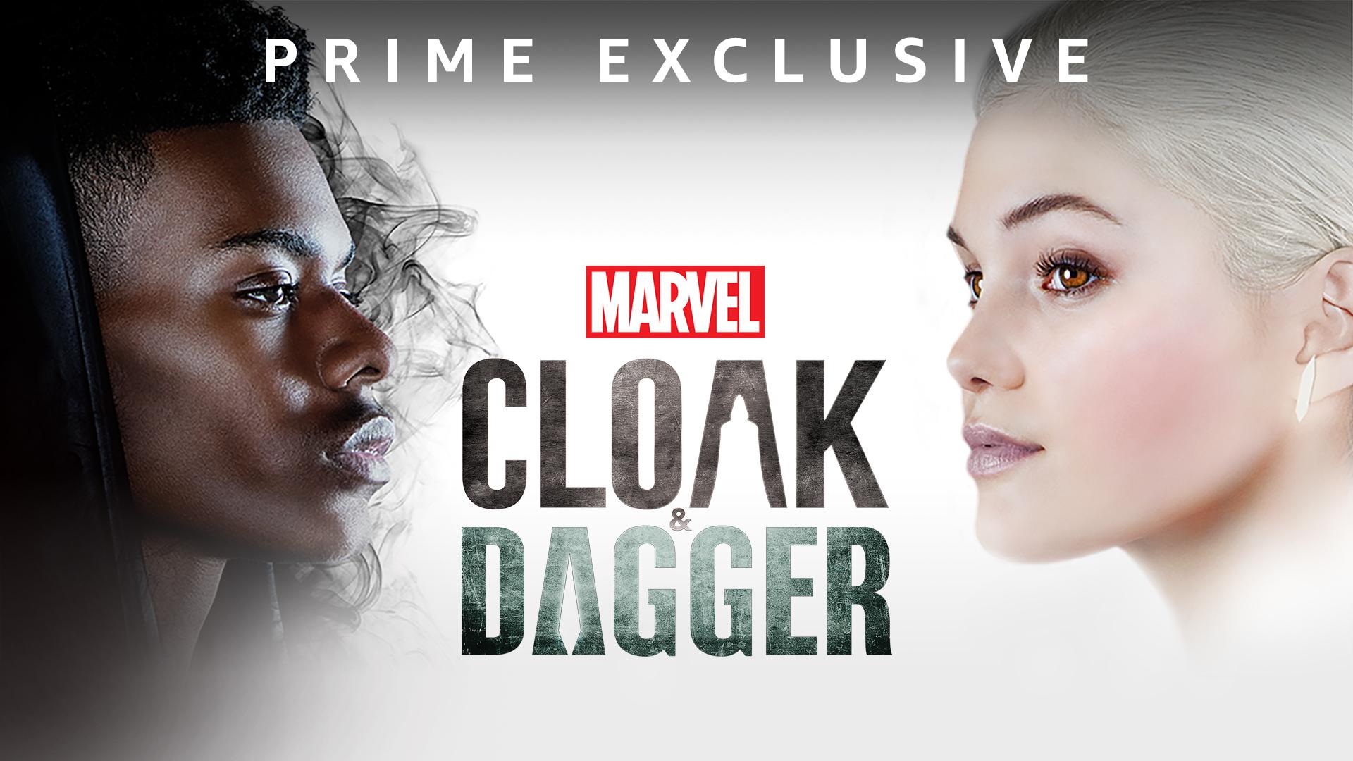 Marvel's Cloak & Dagger - Staffel 1 [dt./OV]