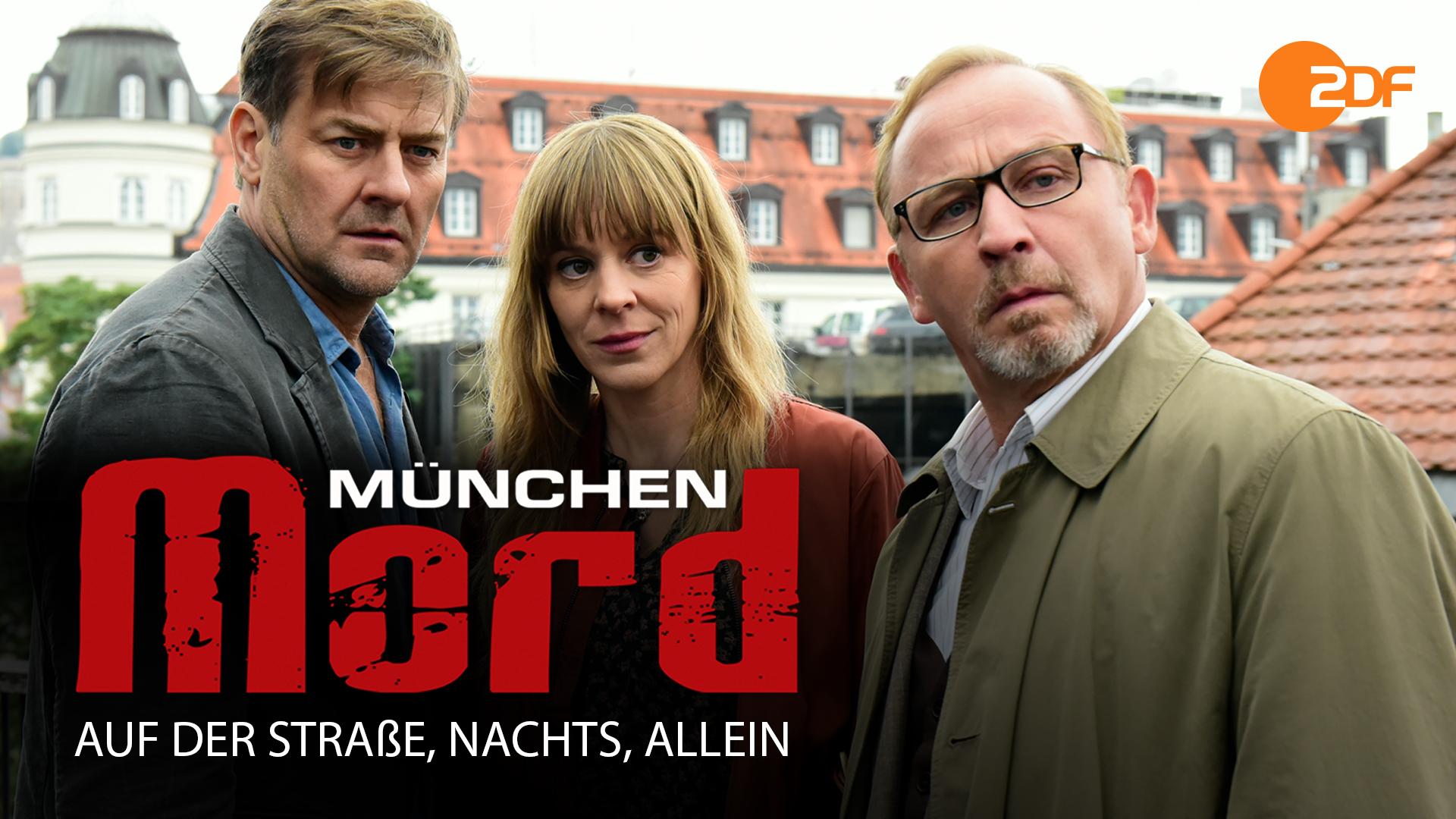 München Mord - Auf der Straße, nachts allein