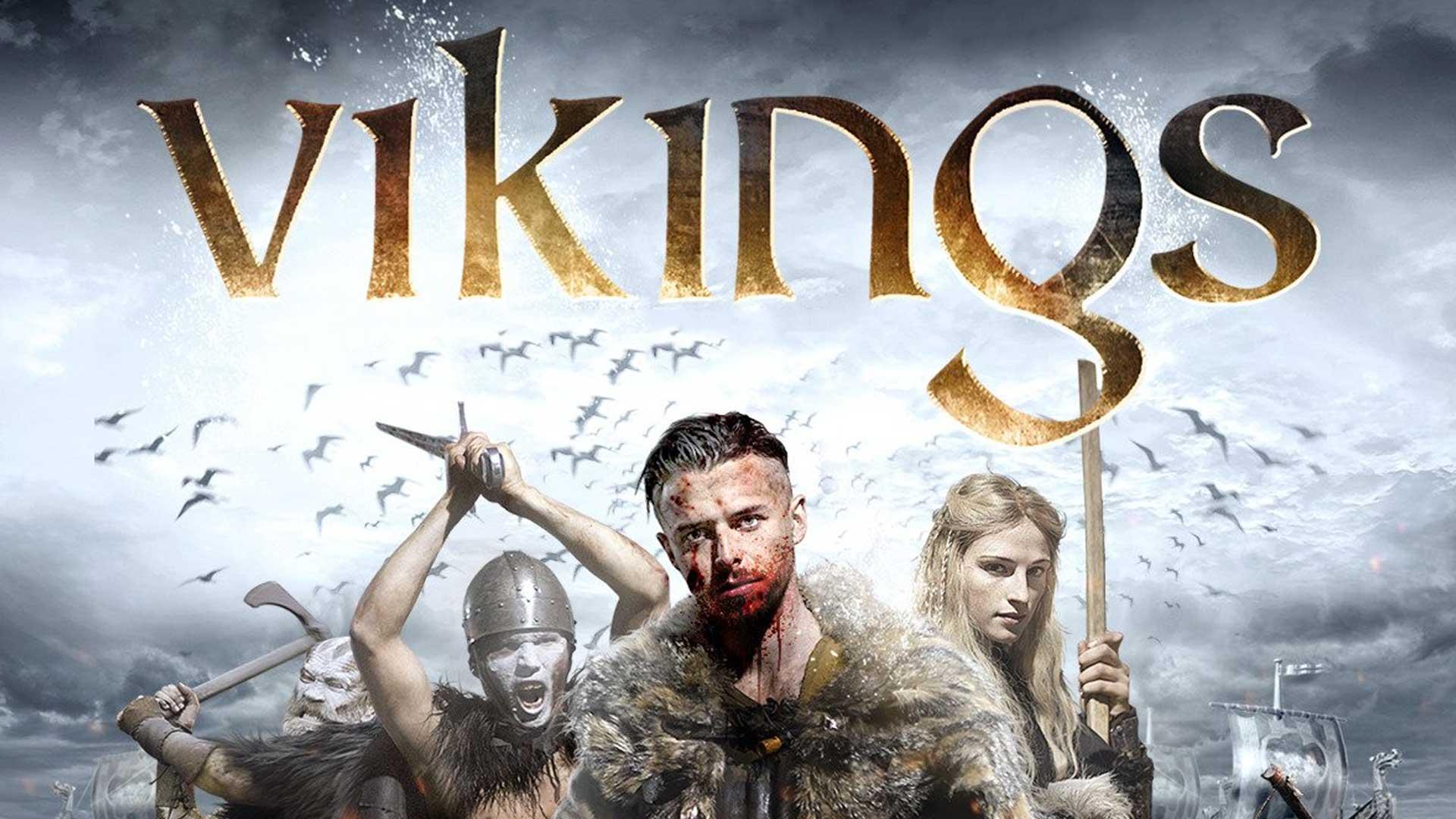Vikings: Die Berserker [dt./OV]