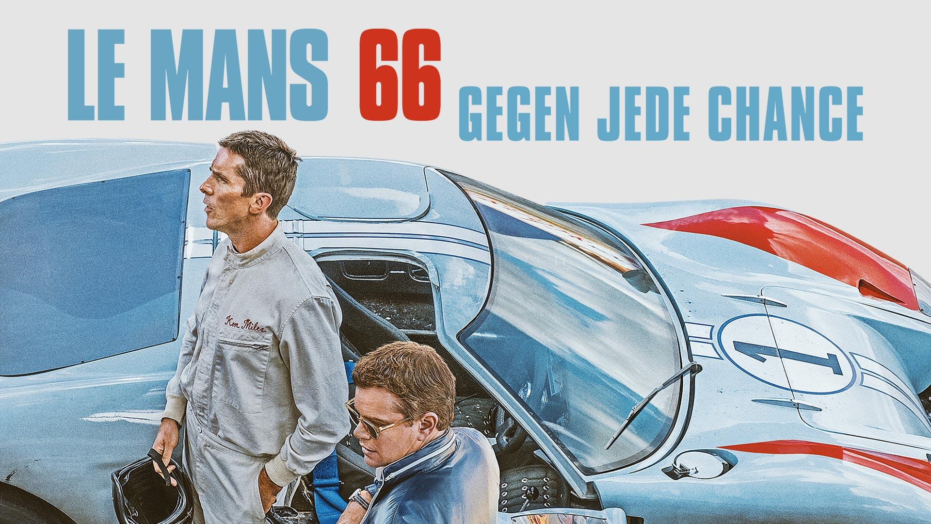 Le Mans 66 – Gegen jede Chance (4K UHD)