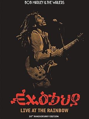 Bob Marley and the Wailers - Exodus: Live at the Rainbow