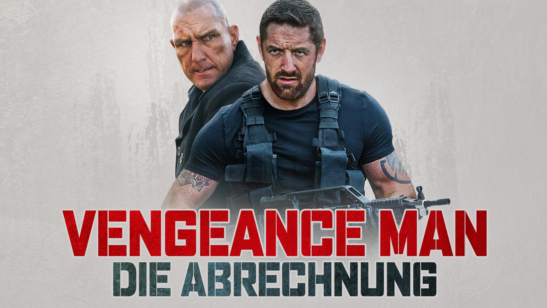 Vengeance Man - Die Abrechnung
