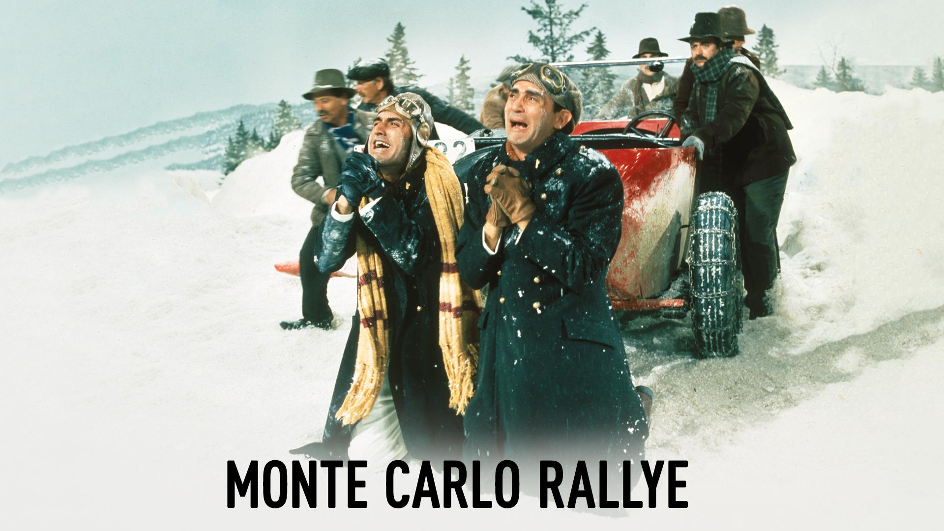 Monte Carlo Rallye