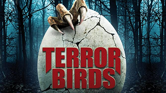 Terror Birds - Vögel des Todes