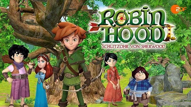 Amazon De Robin Hood Schlitzohr Von Sherwood Staffel 1 Ansehen Prime Video