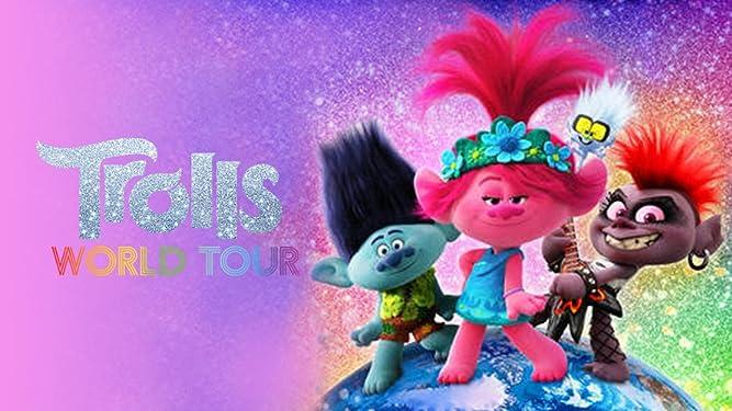 Trolls World Tour Tanzparty-Edition