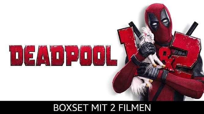 Deadpool - Die 2er Film-Kollektion